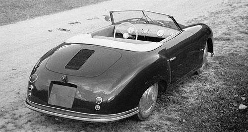 Porsche 356 Gmünd