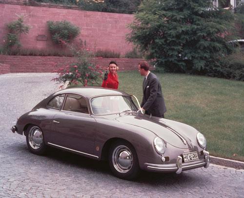 Porsche 356 A Coupé 1300 S