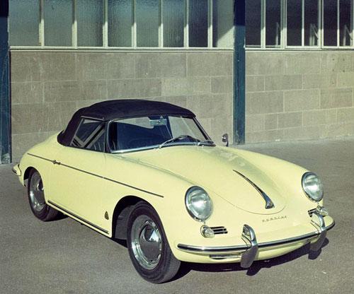 Porsche 356 B Cabriolet 1600 S 90