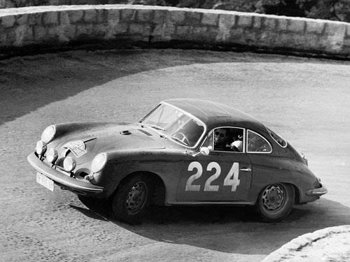 Porsche 356 B Carrera 2 GT