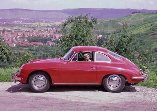 Porsche 356 C Coupé 1600 SC