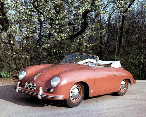 Porsche 356 Cabriolet 1300