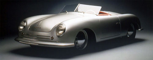 Porsche 356 Roadster n1