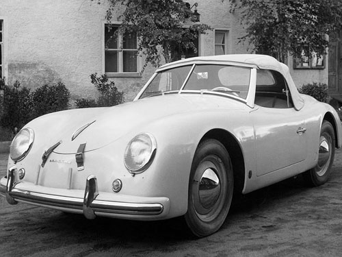 Porsche 356 Roadster America