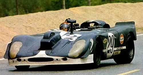 Porsche 908 /2 Spyder Le Mans