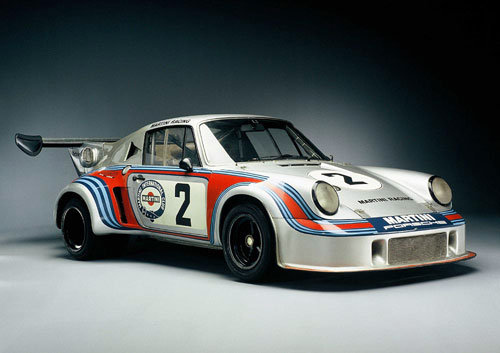 Porsche 911 Carrera RSR Turbo 2.2