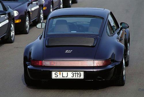 Porsche 911 30 jahre