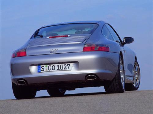 Porsche 911 40ème anniversaire