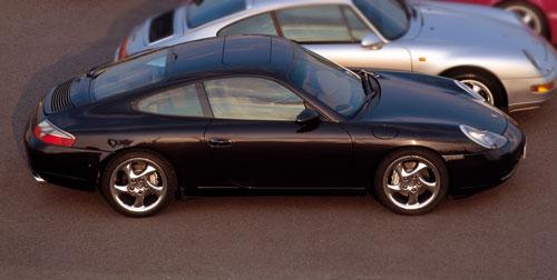 Porsche 911 Millenium