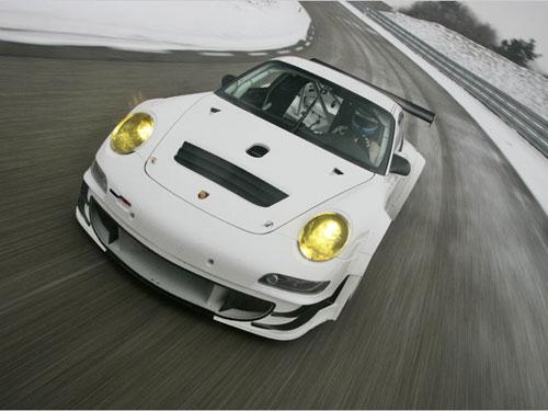 Porsche 911 GT3 RSR 2009