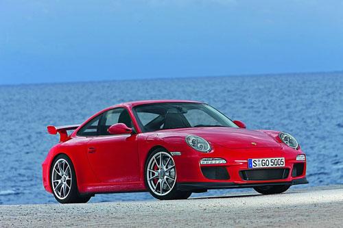 Porsche 911 GT3 3.8