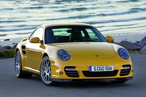 Porsche 911 Turbo 3.8