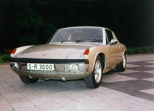 Porsche 914 /8 (918)