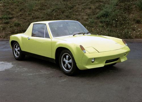 Porsche 914 /6