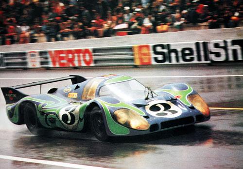 Porsche 917 LH Hippie Car