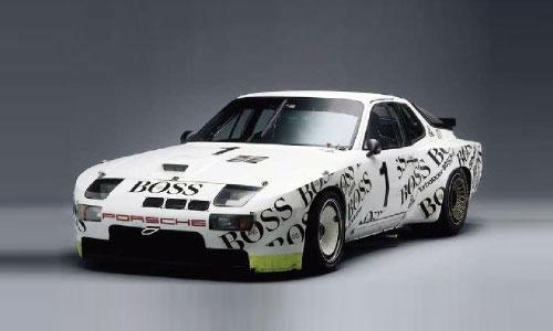 Porsche 924 GTP 944 LM