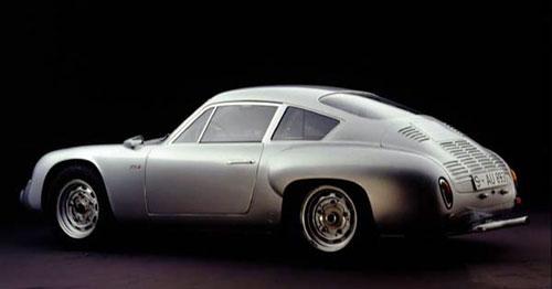Porsche 356 Carrera GTL Abarth