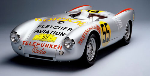 Porsche 550 1500 RS Spyder Carrera Panamericana