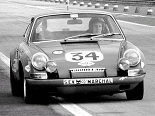 Porsche 911 2.3 S/T GT
