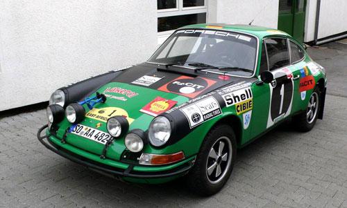 Porsche 911 2.2 S/T Rally