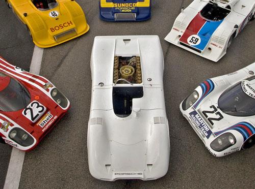 Porsche 917 flat 16 prototype