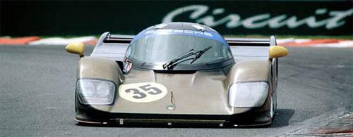 Porsche 962 Dauer Le Mans
