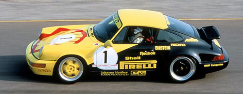 Porsche 911 Carrera Cup 2